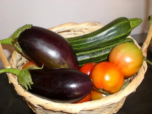 Bio Gemüse aus eigenem Anbau Selbstversorgung Permakultur Zeitwende e.V.